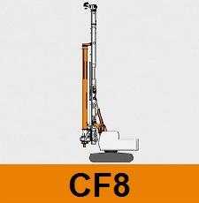 מכונת קידוח CF8