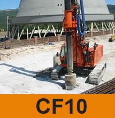 מכונת קידוח CF10