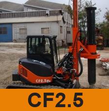 מכונת קידוח CF2.5
