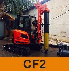 מכונת קידוח CF2