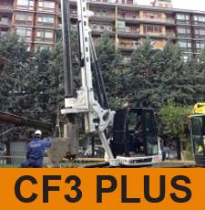 מכונת קידוח CF3 PLUS