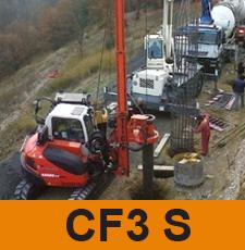 מכונת קידוח CF3 S
