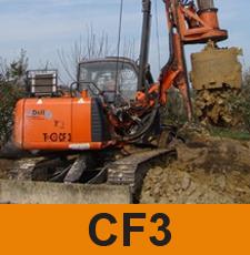 מכונת קידוח CF3