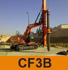 מכונת קידוח CF3B
