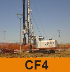 מכונת קידוח CF4