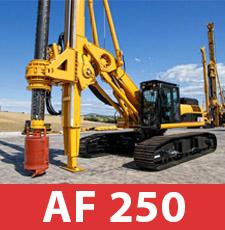 מכונת קידוח AF 250