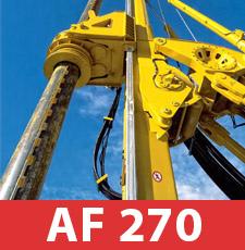 מכונת קידוח AF 270