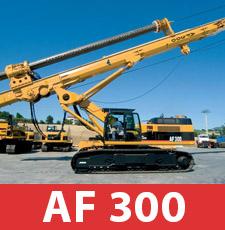מכונת קידוח AF 300