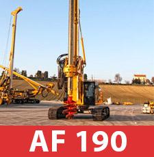 מכונת קידוח AF 190