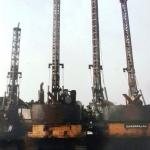 4 מכונות m 250 גמורות לפני צביעה